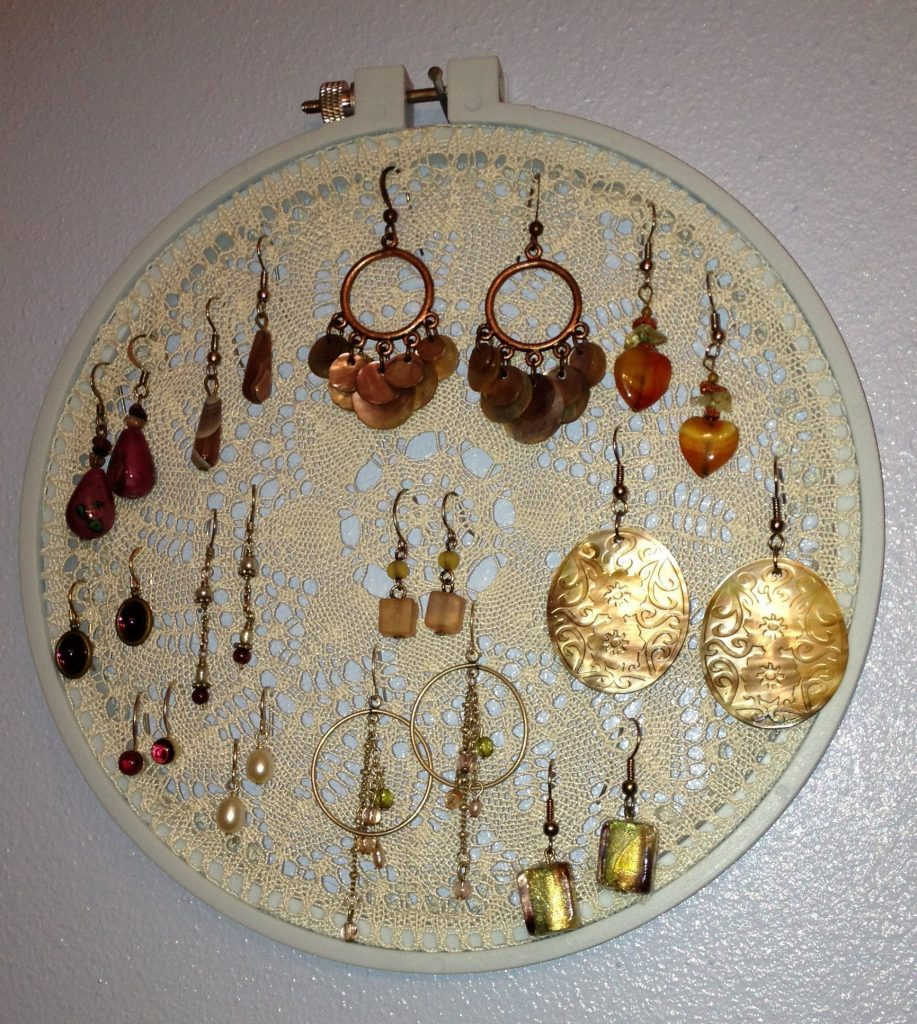 Small Lace Emroidery Hoop