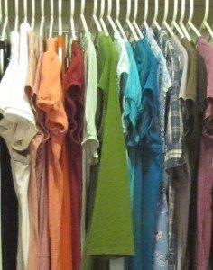 Color Organizing