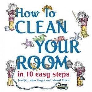 teach kids to clean up