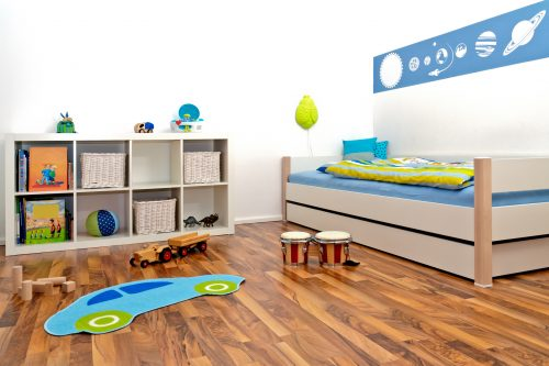 Organized Children's Playroom