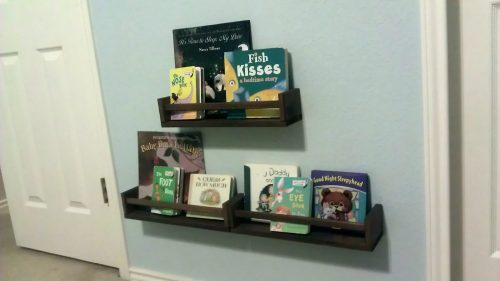 Organized picture books