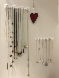 Necklace storage and display